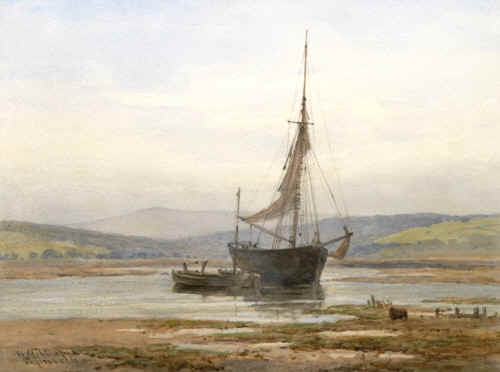 William Williams Of Plymouth 1808 1895 Kunsthandel D J